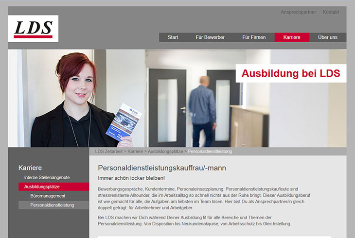Marketingkonzept, Fotoproduktion und Webdesign